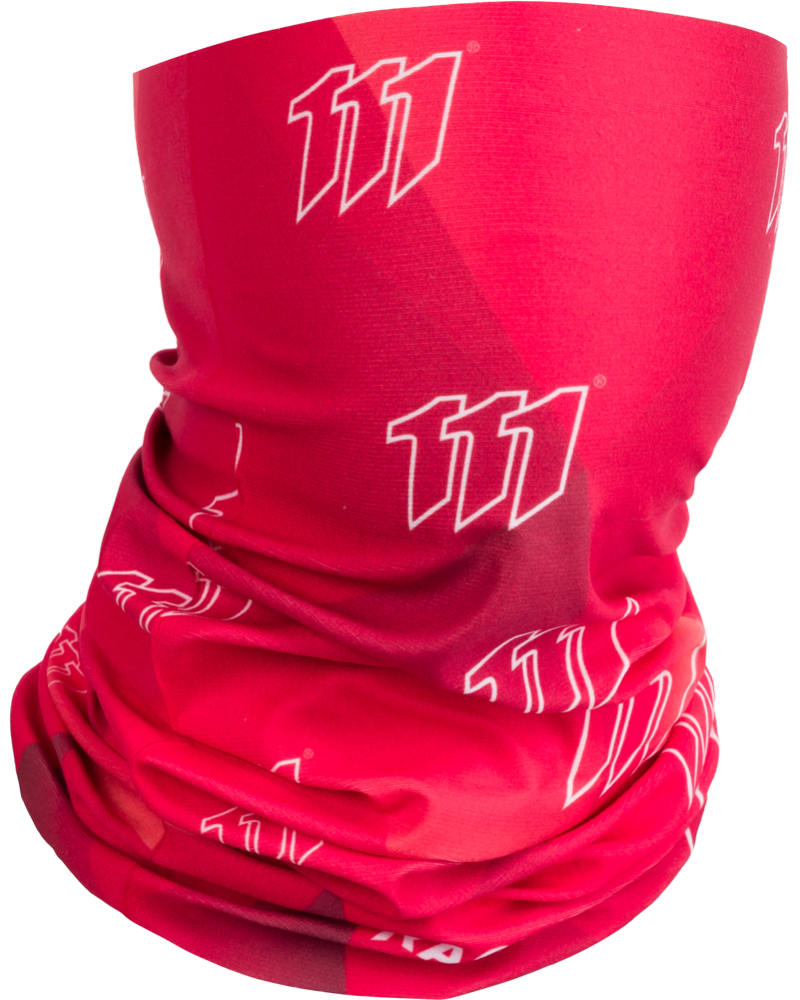 Multifunctional snood — Red